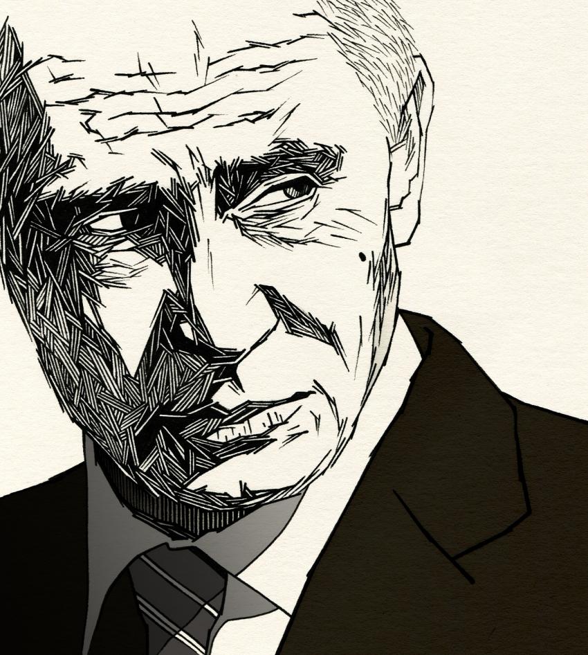 Vladimir Putin by op
